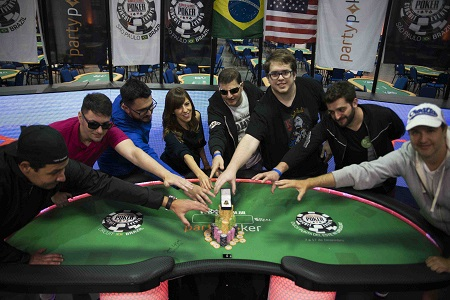 FT MAIN EVENT WSOP BRASIL