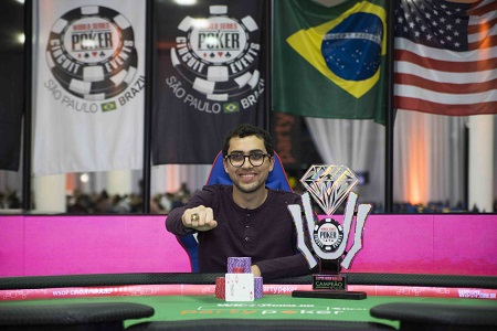 rafael moraes super high roller wsop brasil 450
