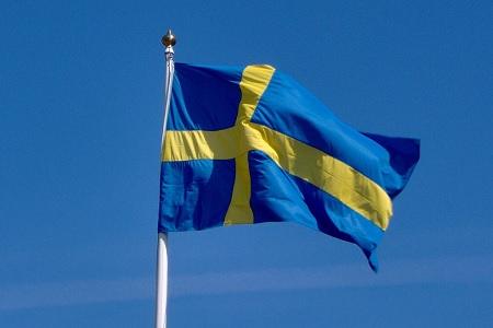 suecia bandeira 450