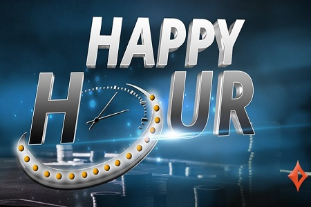 happy hour partypoker 450