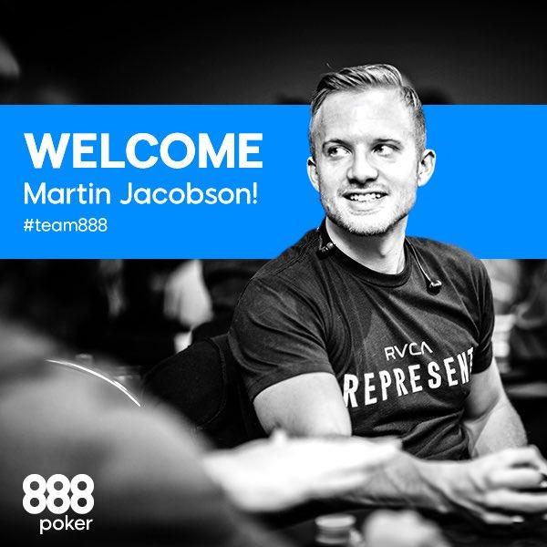Martin jacobson 888