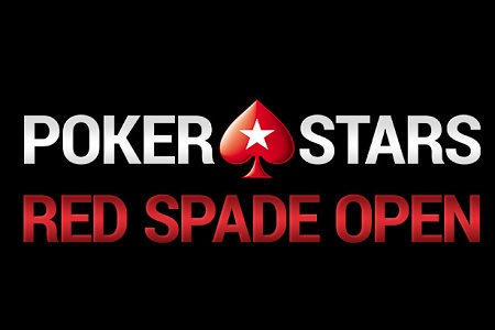 red spade open 450