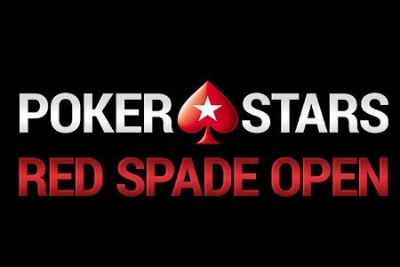 red spade open 450