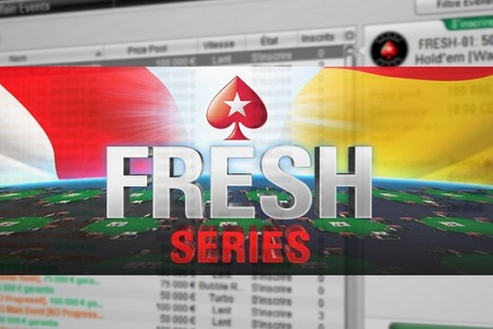 FRESH SERIES POKERSTARS