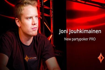 Joni Jouhkimainen 450