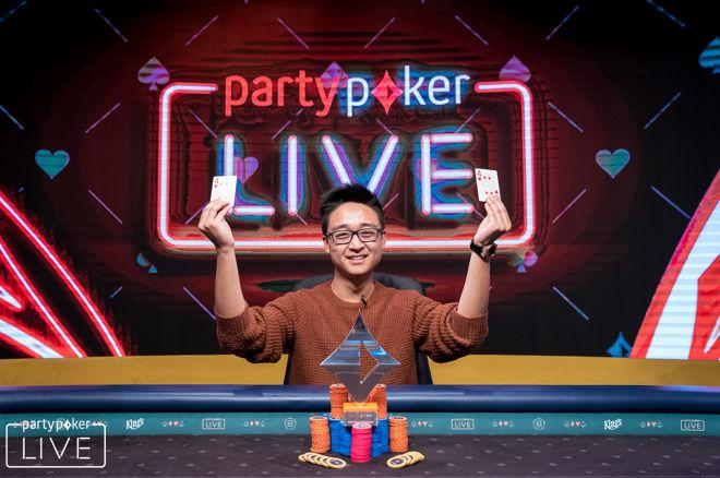 chi zhang partypoker millions germany g