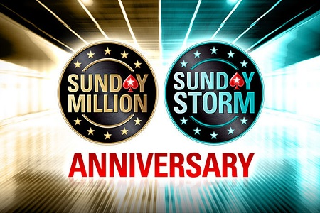 sunday million aniversario 450