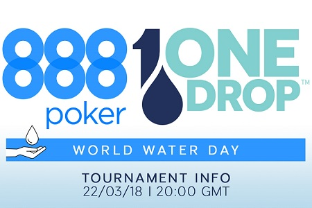 888poker one drop torneio 450