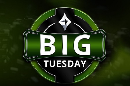 big tuesday partypoker 450