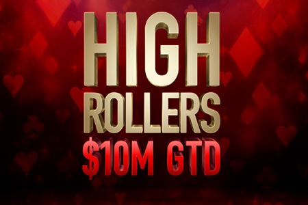 high rollers pokerstars 450