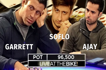 live at the bike 100k hand