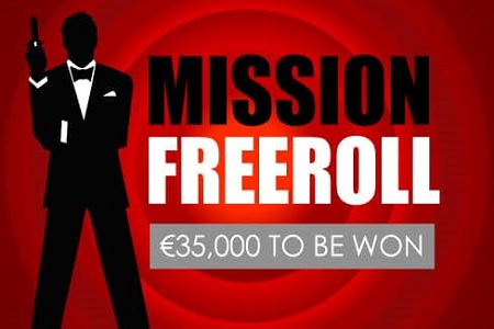 mission freeroll 188bet 450