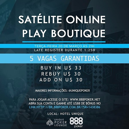 satelite circuito paulista play boutique 888poker