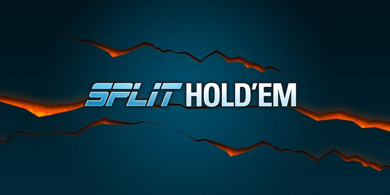 split holdem pokerstars