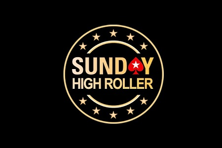 sunday high roller pokerstars 450