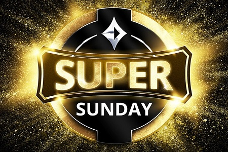 super sunday partypoker 450