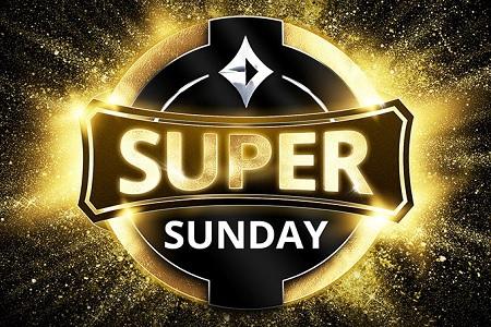 super sunday partypoker 450