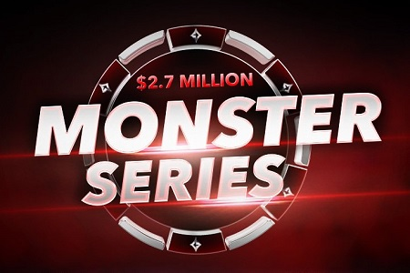 monster series partypoker 450