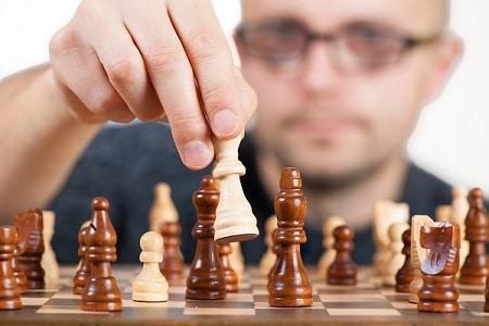 xadrez poker