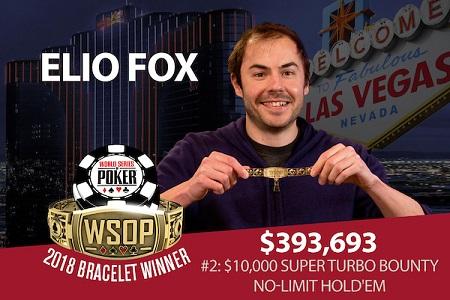Elio Fox Super Turbo Bounty
