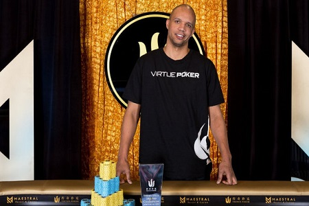 Phil Ivey Triton Super High Roller Series