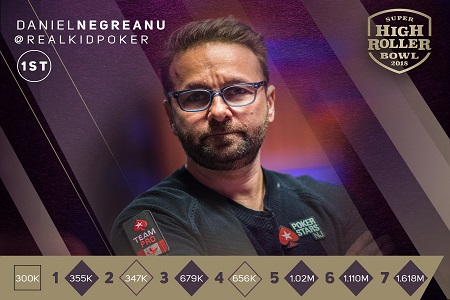 daniel negreanu super high roller bowl aria 450