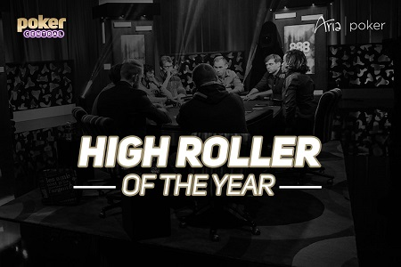 jogador do ano high roller aria poker central 450