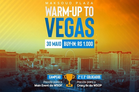 warm up to vegas wsop 450