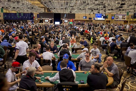 big field wsop 450