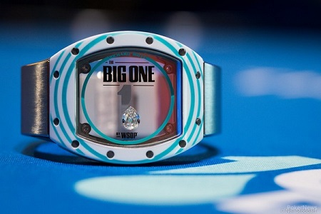 Bracelete big one wsop