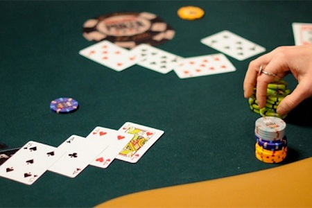 seven card stud wsop 450