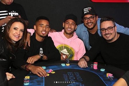 neymar gabriel jesus poker 450