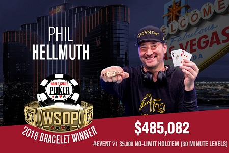 phil hellmuth bracelete 15 wsop 450