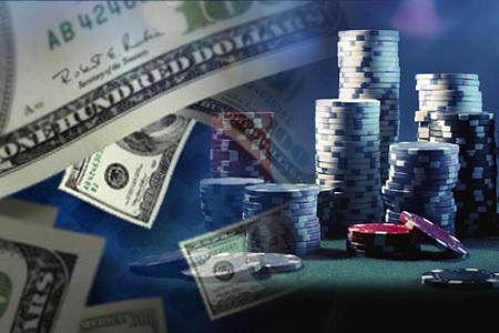 poker dinheiro 450
