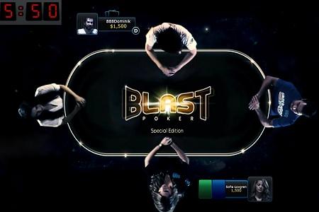 blast 888poker edição especial 450