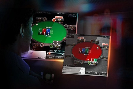 partypoker layout