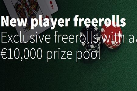 betsson freerolls 450