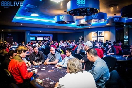 888 Poker Live Casino
