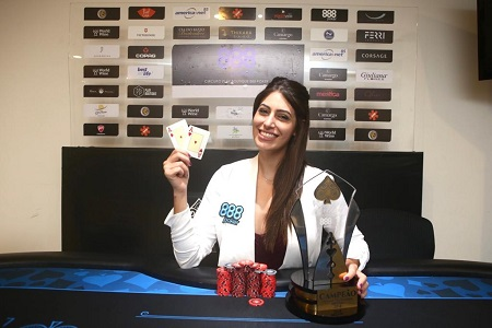 Vivi Saliba Play Boutique 888poker