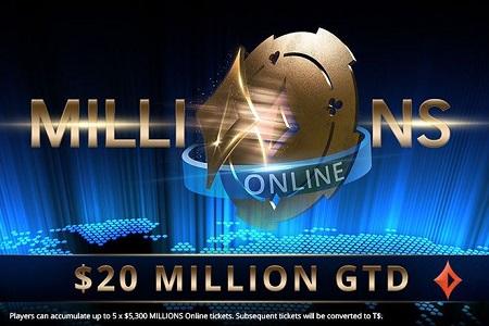 millions online 450
