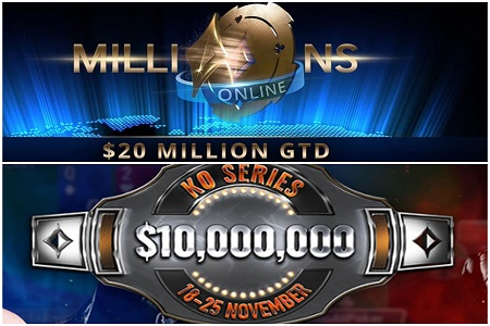 millions online ko series tickets 450