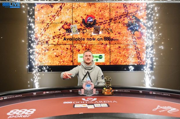 888poker live londres James Willians