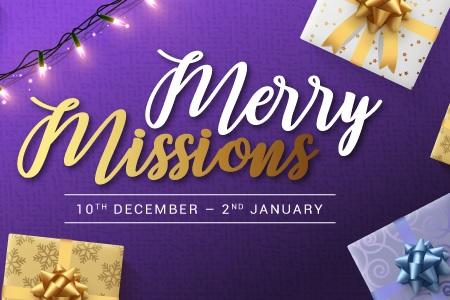 missoes de natal betsson 450