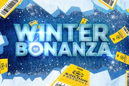 winter bonanza 888poker 450
