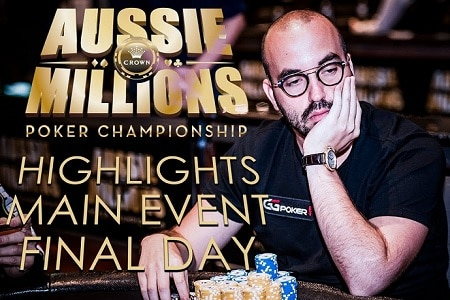 aussie millions highlights bryn kenney 450
