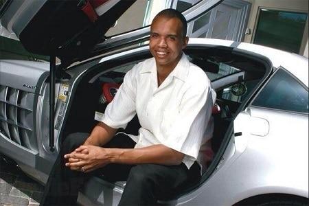 phil ivey 450 carro