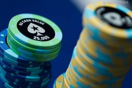 poker chips freeroll