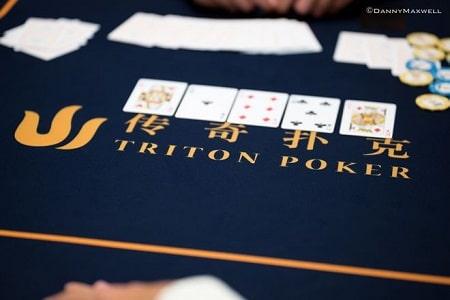 short deck holdem triton