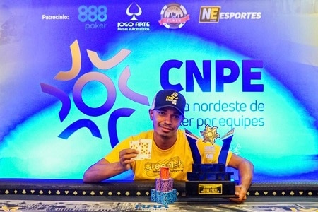 Felipe Vicente Copa Nordeste de Poke