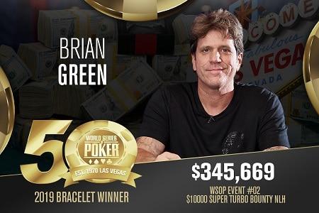 brian green 450
